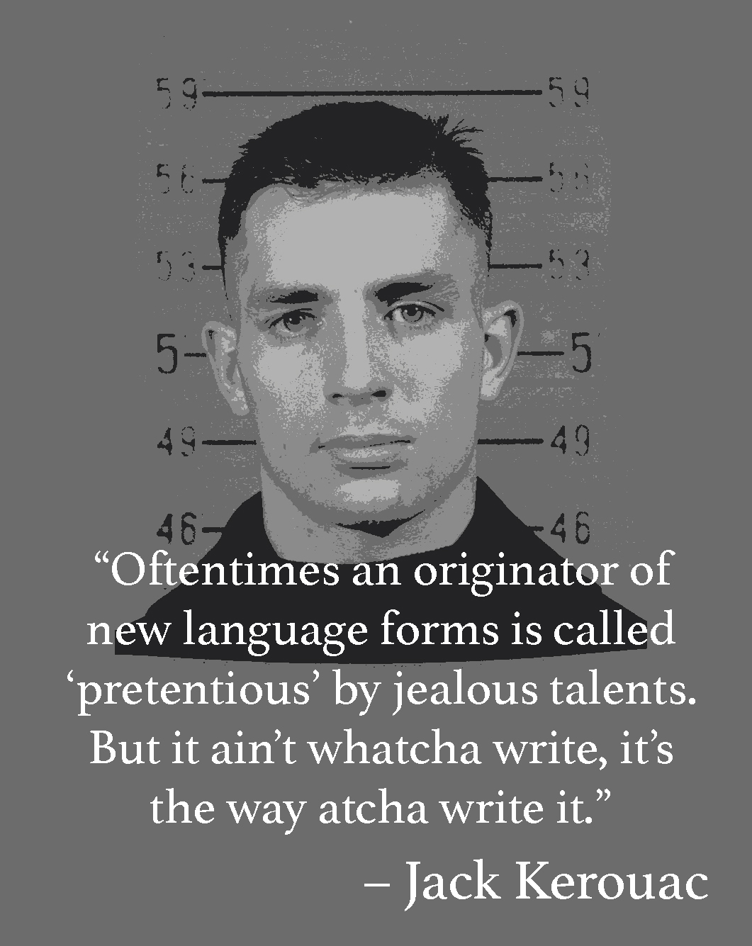 jack kerouac critical essay Fifty years ago jack kerouac's dazzling novel on the road became the blueprint for the beat generation and shaped america's youth culture for decades it influenced.