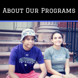 About Our Programs